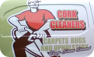 Cork Cleaners logo